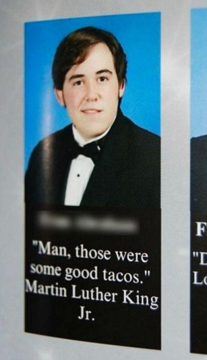 The Most Ridiculous Senior Yearbook Quotes Ever!