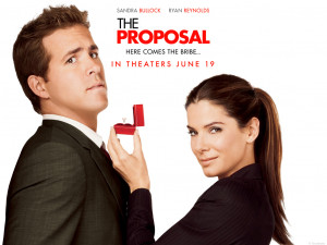 Film discussion: The Proposal