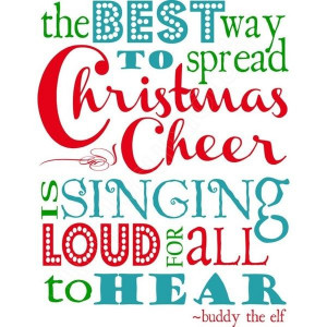 ... Results For Buddy The Elf Quotes The Best Way To Sprea wallpaper