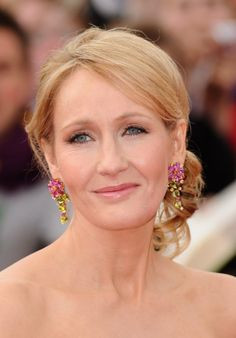 """Rowling """"'Fat' is usually the first insult a girl throws at ..."""