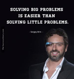 Sergey Brin interview
