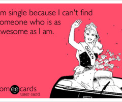 Am Single Because Quotes I'm single because i can't