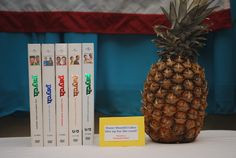 psych party. pineapples. mini pineapple upside down cake. pineapple ...