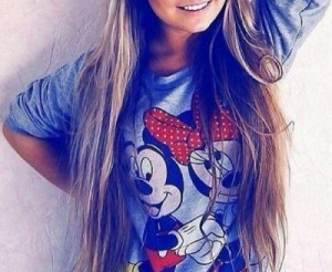 Mickey Mouse -3 with mickey - t-shirt | on Fashionfreax you can ...