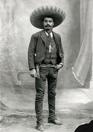 Emiliano Zapata Salazar, Guerrero, Mexico, 1915