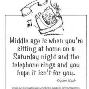 Middle Age Joke