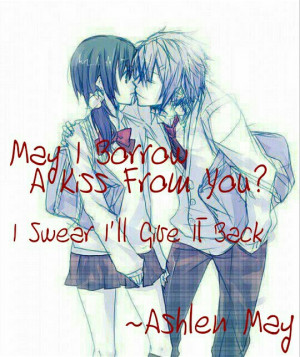 Anime Love Quotes - Anime quotes on Pinterest | 17 Photos on spirited ...