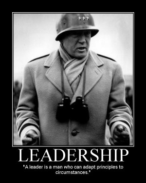 11 patton on leadership