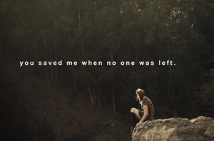 girl, irl, quote, rock, saved, you