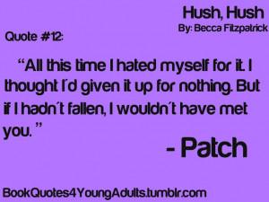 YA Book Quotes: Photo
