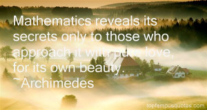 Archimedes Quotes Pictures