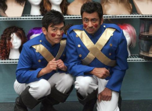 John Cho and Kal Penn are back as Harold and Kumar in the new 3-D ...
