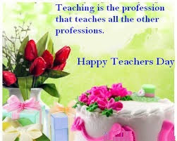 Colorful Teacher Day Cards, Teacher Day Quotes