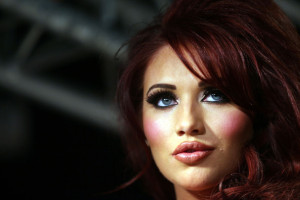 Amy Childs The Runway...