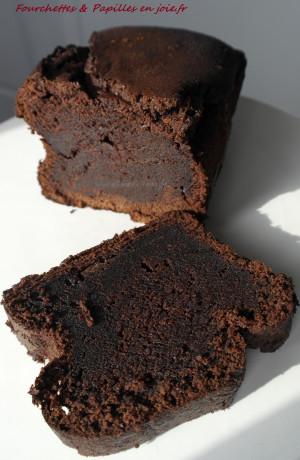 Versez la pr paration dans un moule cake chemis et enfournez