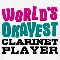 Okayest Clarinet Player