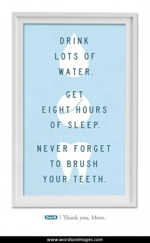 Dental quote
