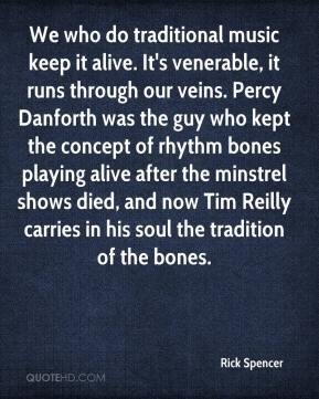 Venerable Quotes