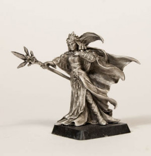 ... / Miniatures / Valiant Miniatures / Gwenevere Love, The White Witch
