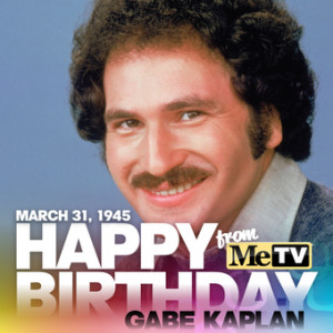 Gabe Kaplan celebrated his 70 yo birthday 3 months ago. It might be a ...