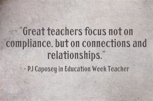 Quotes About Students And Teachers Relationship Great-teachers-focus ...