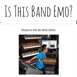 emo bands