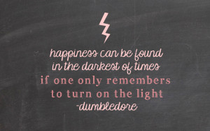 Harry Potter Quotes Dumbledore Words