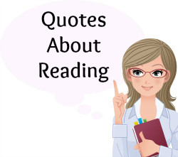 ... page, you will find more than 70 quotes about reading for children