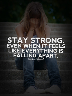 Motivational Quotes Stay Strong Pictures
