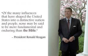 Ronald Reagan Religious Quotes