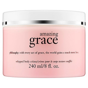 Now That's Amazing: @philosophy skin care Amazing Grace Whipped Body ...