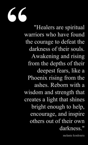 win battle over your demons you'll only become worse! If you battle ...