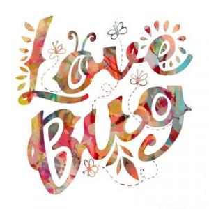 Love Bug - PRINT. $20.00, via Etsy.