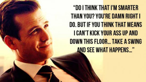 Harvey Specter Quotes Wallpaper Things Harvey Specter Can Teach Young ...