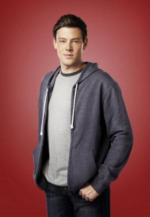 ... playing Finn Hudson on the popular musical TV series 'Glee'. (FOX