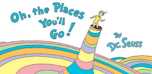 Home / AMOtivational Mondays: Oh The Places You'll Go!