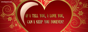 If I Tell You That I Love You