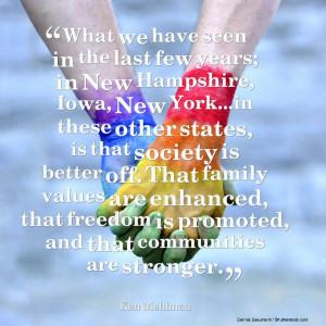 LGBT family values quote - Ken Mehlman