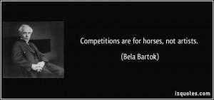 More Bela Bartok Quotes
