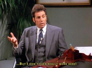 Seinfeld Kramer Quotes