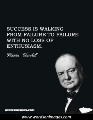 Winston Churchill Famous Quotes Inspirational