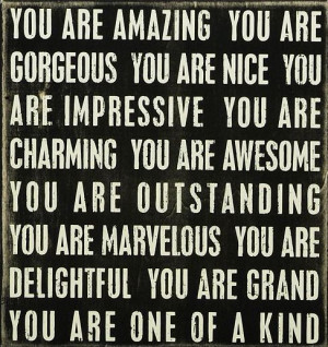 Michelle Monaco You are amazing to me my daughter! You have more ...