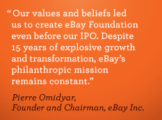 Pierre Omidyar Quote