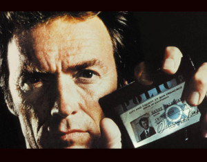 man's got to know his limitations. Dirty Harry [ WARNER BROS ]