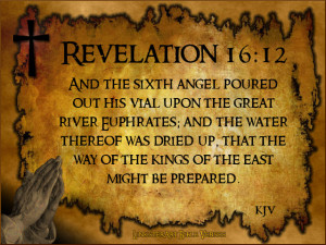 LinksterArt Bible Verses: Revelation 16:12