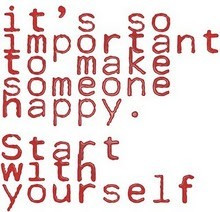 Its-So-Important-To-Make-Someone-Happy Quote