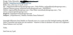 Re: Otedola Overtakes Dame Patience by jmaine : 12:01pm On Jul 04 ...