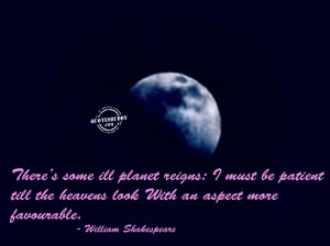 Romantic Shakespeare Quotes About Life: May You Live A Long Life Full ...