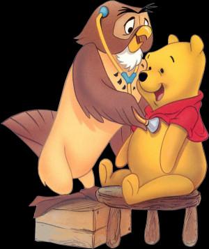 Disney Winnie The Pooh Owl