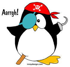 Pirate Penguin